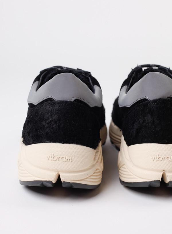 Men's Our Legacy Mono Runner Black Texture