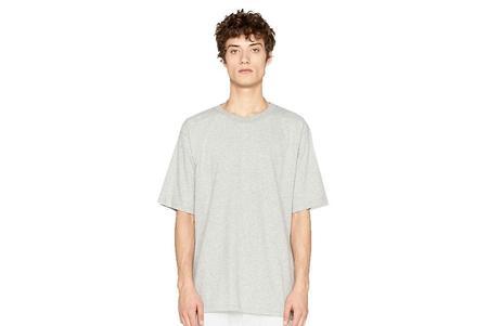 Golden Goose Smith Melgrey Stencil Tshirt - Grey