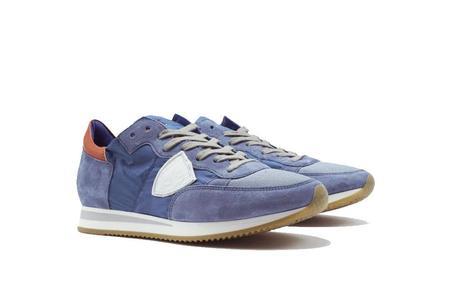 Philippe Model Tropez Sneaker - Avion Blue