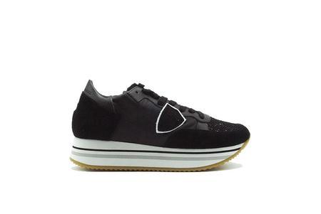 Philippe Model Tropez High Sneaker - Black