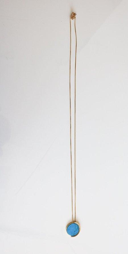 Sarah Magid Turquoise Necklace