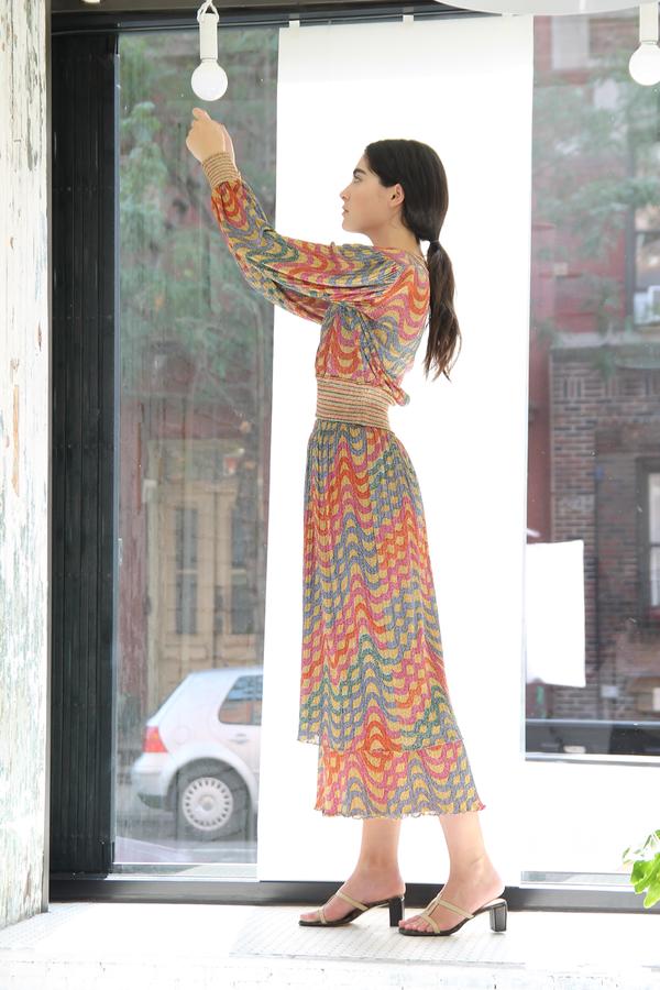 DUO NYC Vintage Missoni Three Piece Dress