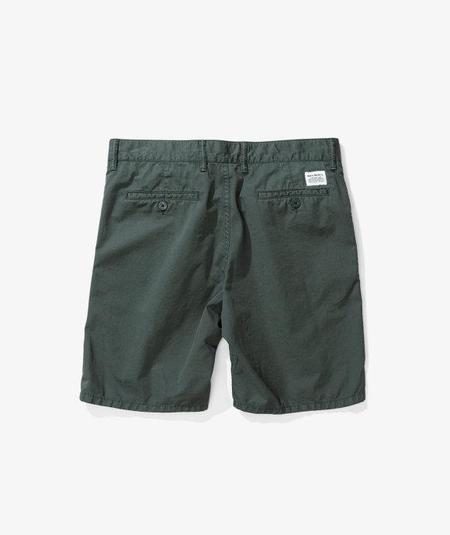 Norse Projects Aros Light Twill Short - Olive