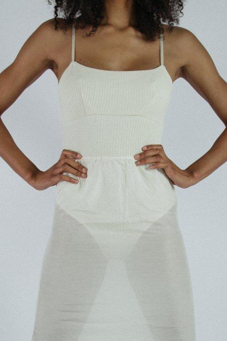 Angie Bauer Rileigh Bodysuit - Cream