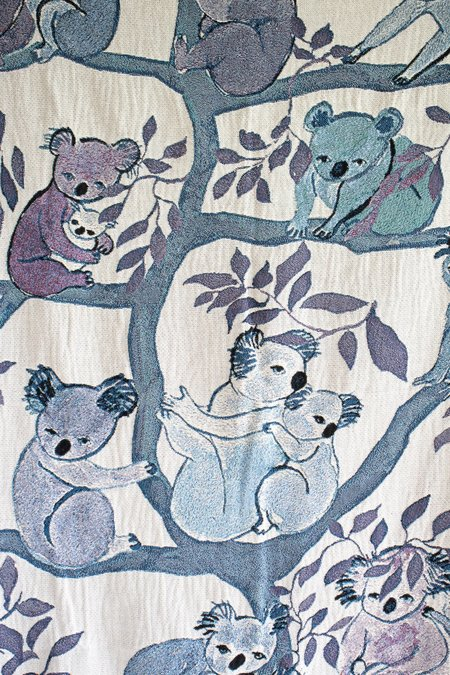 Olivia Wendel Koala Blanket