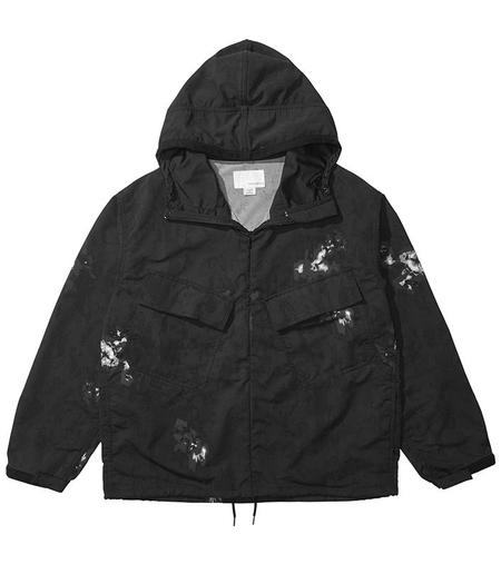 Nanamica Alpha Dry Hooded Parka - Navy