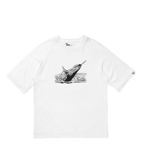 Nanamica Graphic Cool Max Jersey TShirt