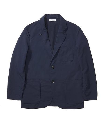 Nanamica Alpha Dry Club Jacket - Midnight Navy