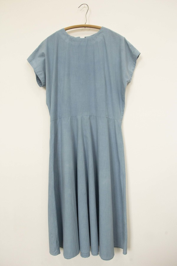 VINTAGE WODEY DRESS