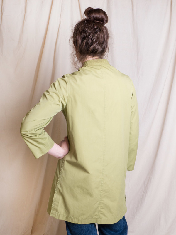 DUO NYC Vintage Rain Jacket
