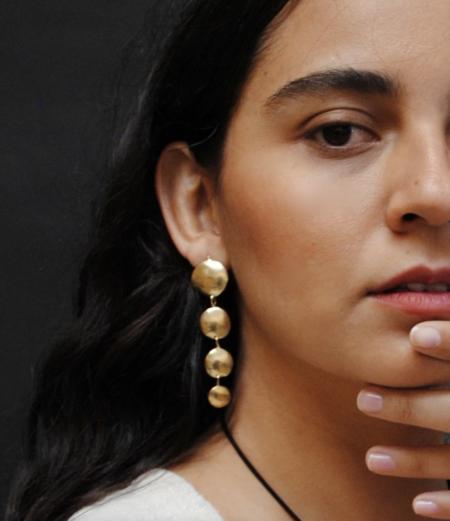 Ariana Boussard-Reifel onna earrings
