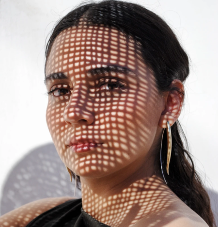 ariana boussard-reifel kalahari single earring