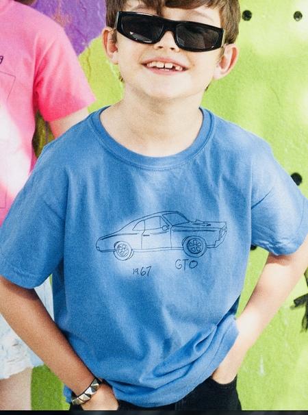 Kids Anchors-n-Asteroids GTO Tshirt