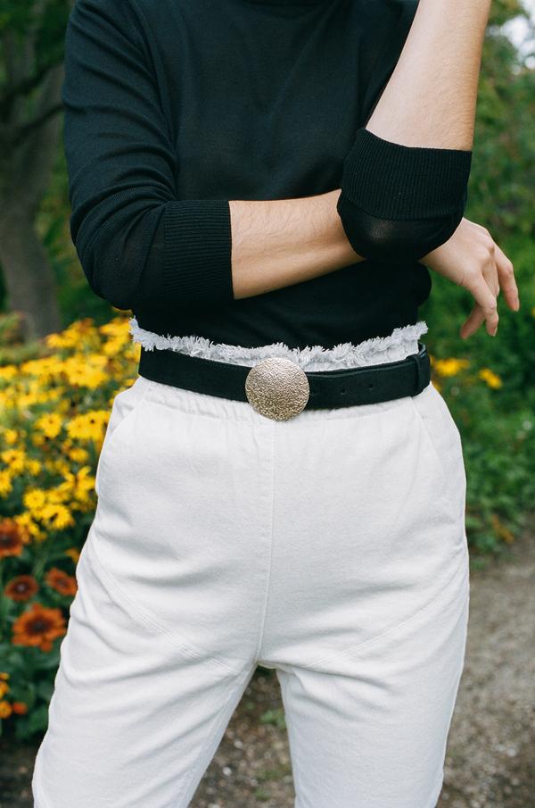 Rachel Comey x Quarry Bard Belt