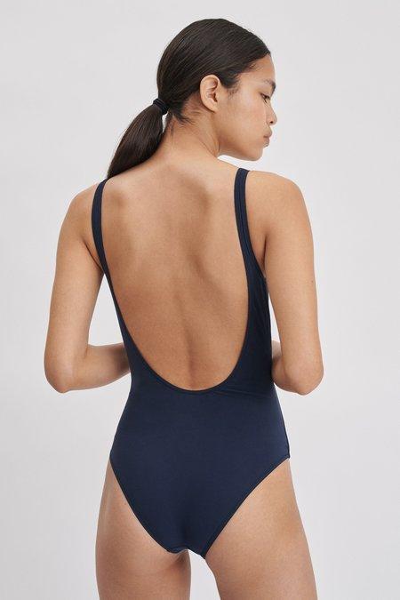 Filippa K Classic Swimsuit - Oceanblue