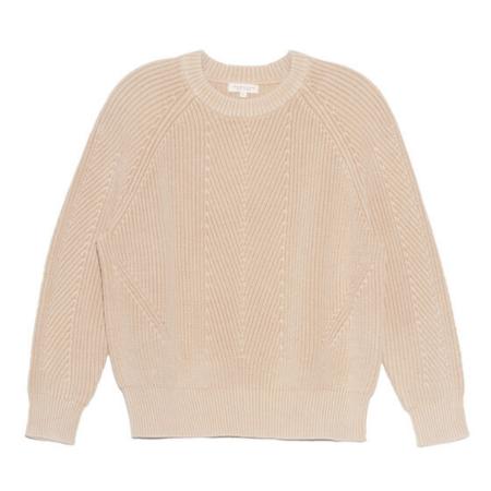 Demy Lee Chelsea Sweater - Vanilla