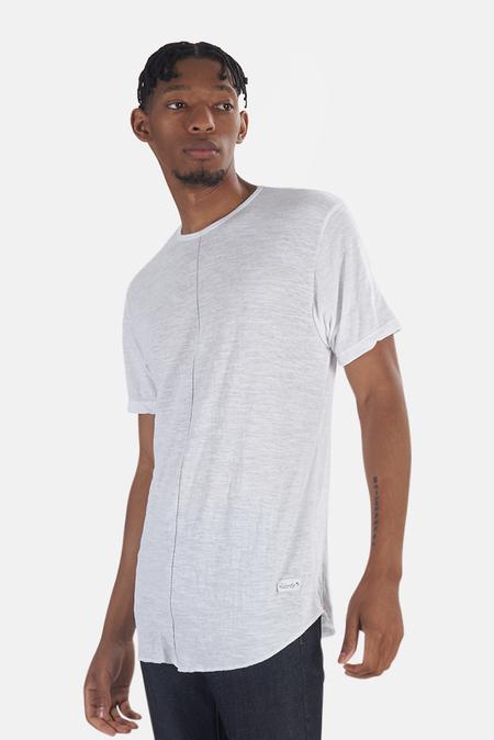 Blue&Cream x Kinetix Marley Centerline T-Shirt - White