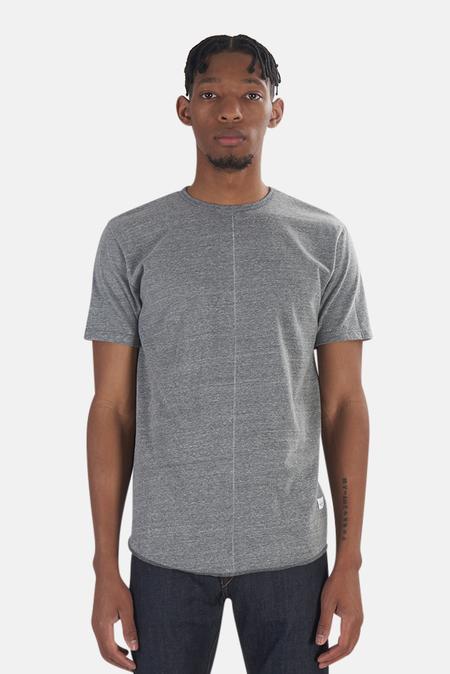 Blue&Cream x Kinetix Marley Centerline Graphic T-Shirt - Grey