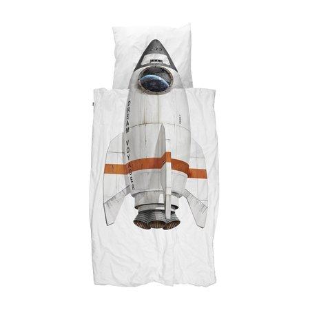 Kids Snurk Rocket Duvet Cover Set