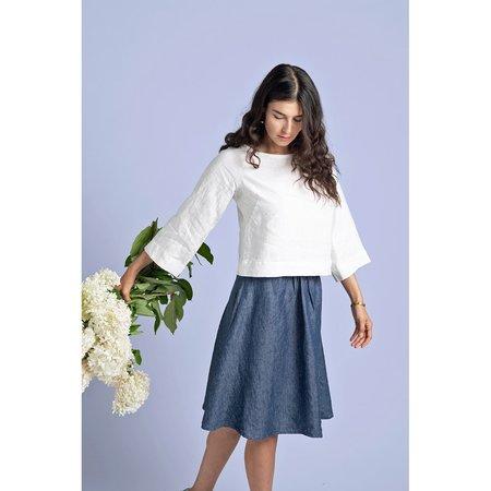 Herself Clothing Cass Raglan Shirt