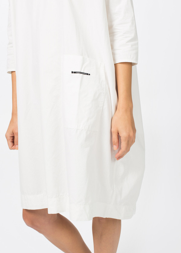 Album di Famiglia Oversize Pocket Dress