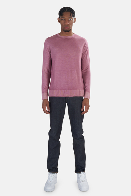 President's Wool Cashmere Sweater - Pink
