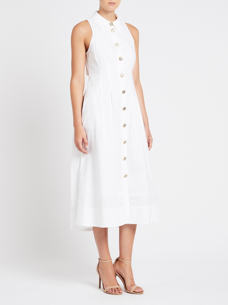 Nicholas The Label Melanie Dress - White