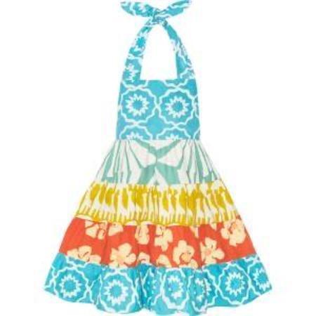 Kids Global Mamas Carousel Dress