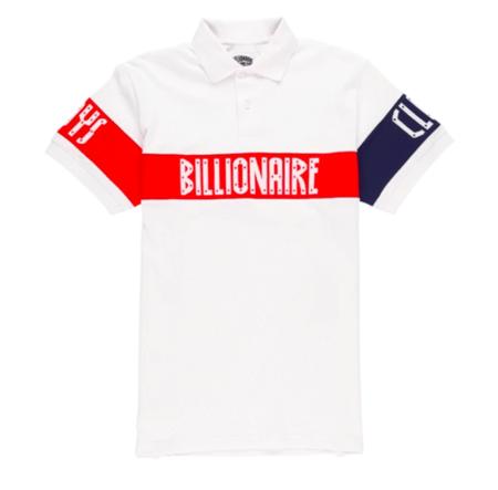 Billionaire Boys Club Member Polo