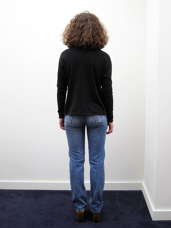 Simon Miller Pollock Shirt, Black