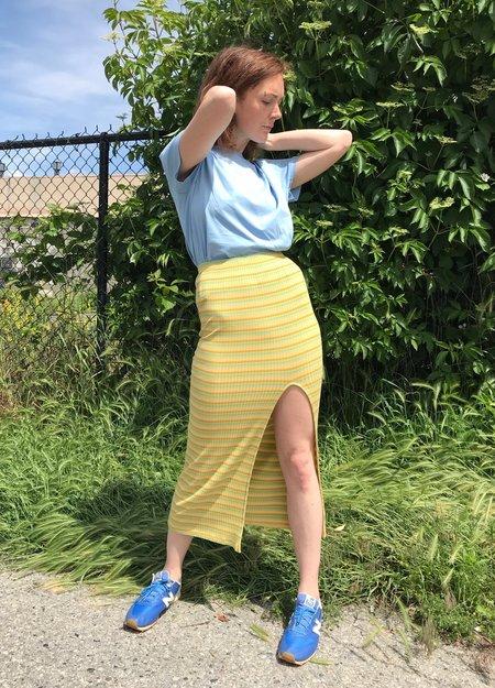Paloma Wool Landia Skirt - Pastel Yellow