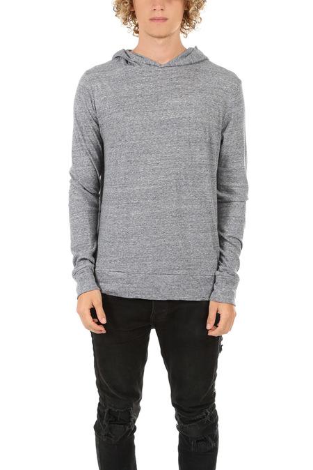 Blue&Cream BC Pullover Hoodie 58 Sweater - blue melange