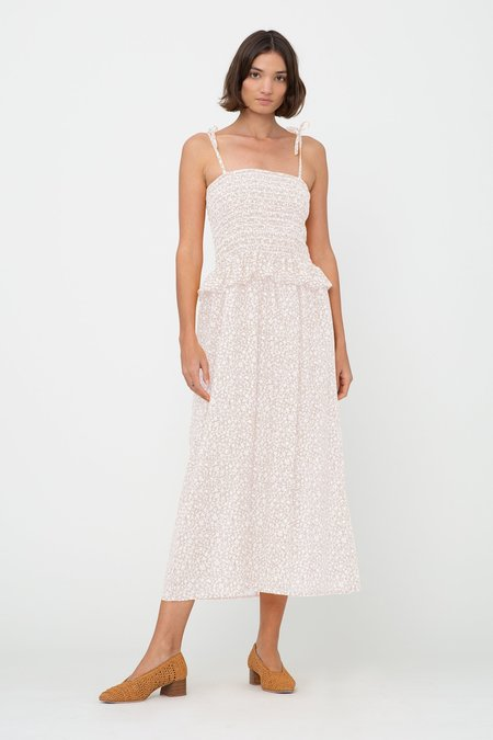 Lacausa Bardot Dress - Desert