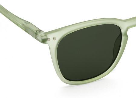 Izipizi Sunglasses #E Green Lenses - Peppermint