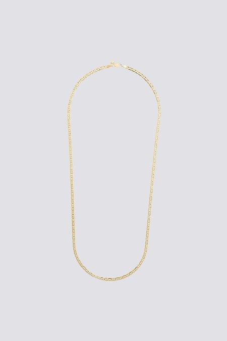 Maria Black Carlo Necklace - Gold