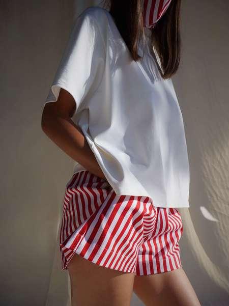 Textilehaus Stripy Shorts