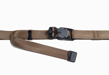nakamuraya Custom Made Fidlock Magnetic Buckle Mil Spec Nylon Belt - Coyote