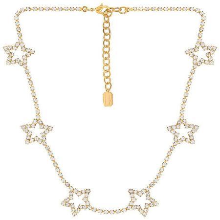 Elizabeth Cole Lively Necklace - Crystal