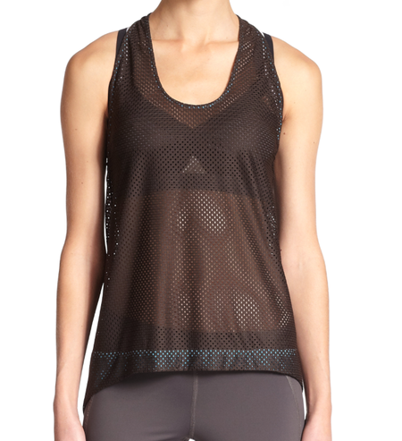 VPL Exertion Tank: Black Mesh