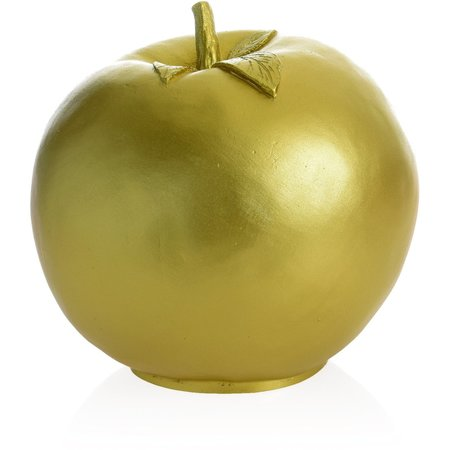 egmont apple lamp - gold