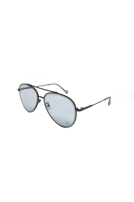 Mondottica THE JEANNIE Glasses - Black