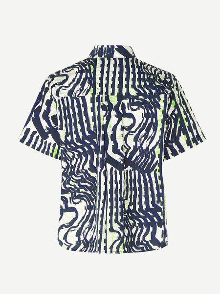Samsoe & Samsoe Mina Shirt - Seismograph