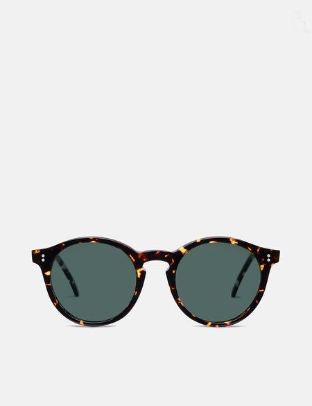 Article. Fora Dreamer Sunglasses - Dark Tortoise