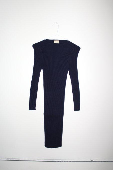 giu giu Nonna Jewel Dress - Royale