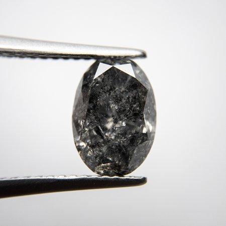 Misfit Diamonds 2.38ct 9.94x7.09x4.64mm Oval Brilliant 18224-01