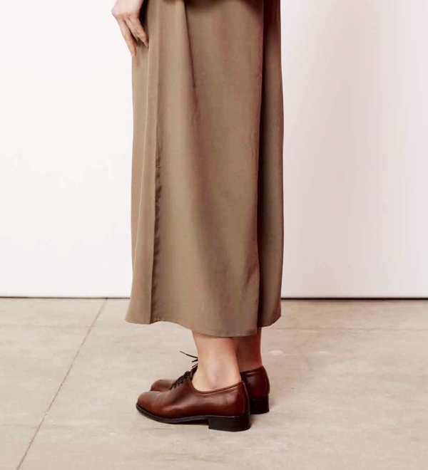 Revisited Matters Wide Leg Pants Forest