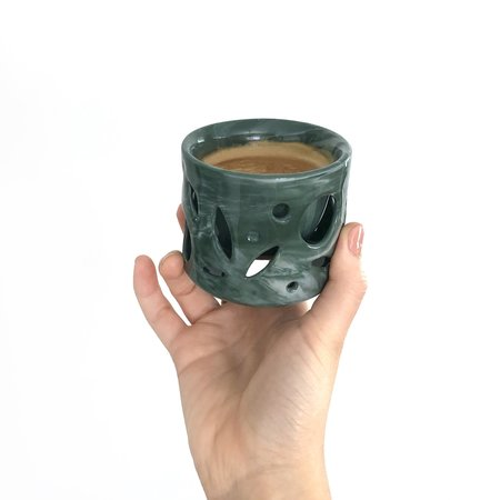 Easy Tiger Goods Botanical Double Wall Cup