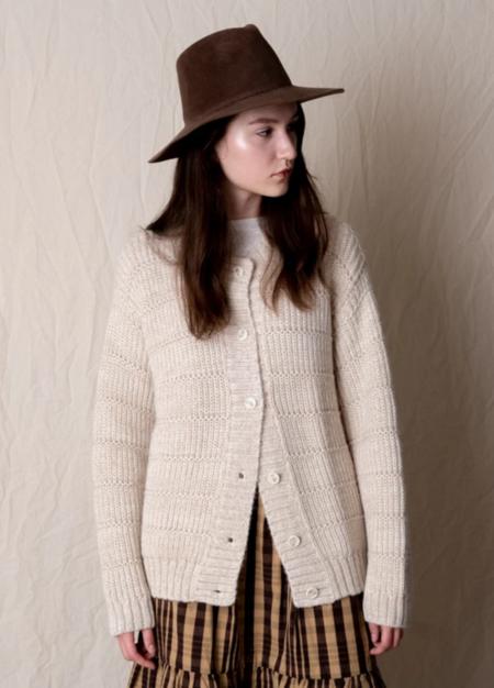 Brookes Boswell Wakefield Hat - Medium Brown