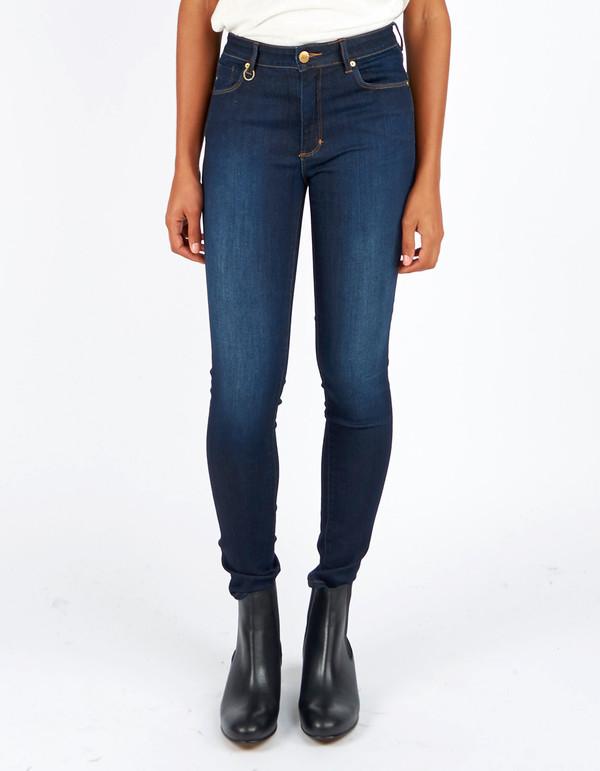 Neuw Vintage Skinny Jean Deep Sea