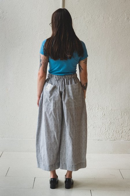 Cawley Studio May Cotton Pants - Block Printed